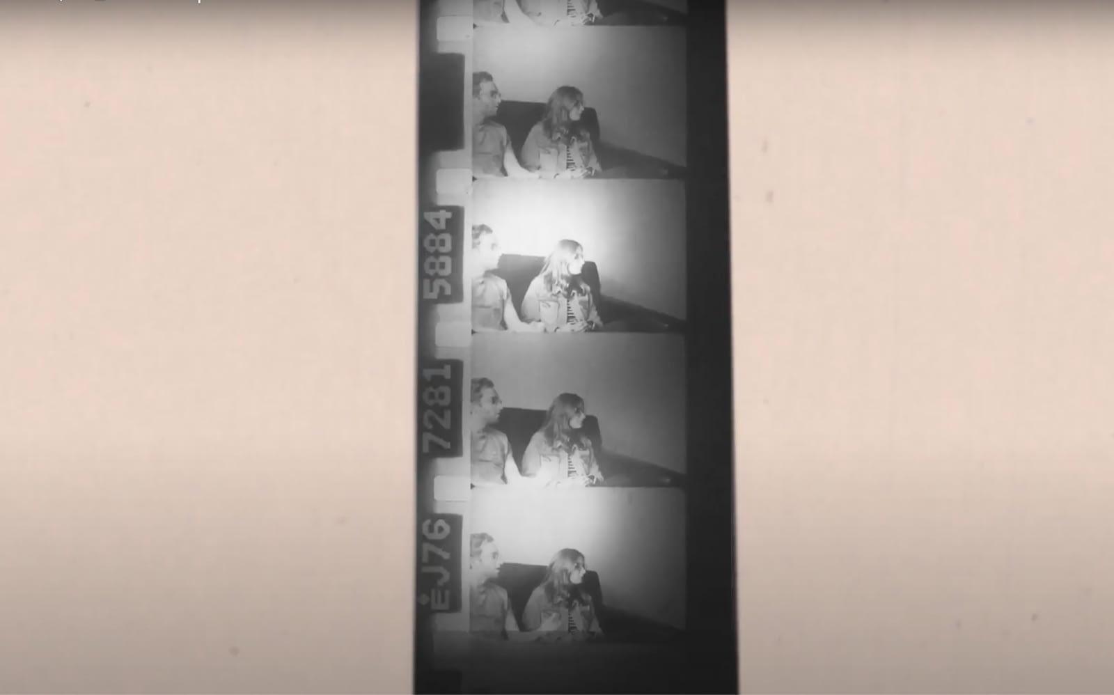Photogrammes d'un film